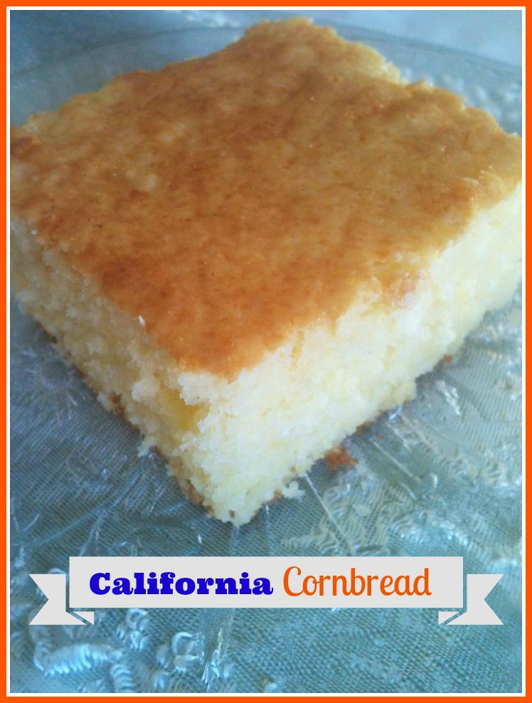 California Cornbread