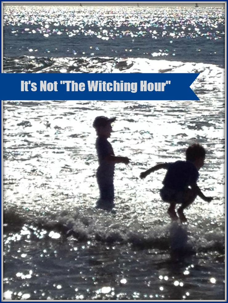 It's Not The Witching Hour, Christian Mom!