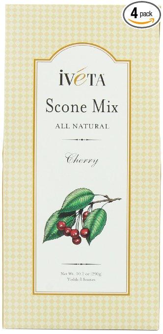 Iveta Gourmet Cherry Scones