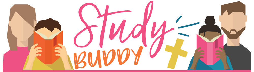 Study buddy bible study guides