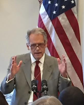 Jeffrey DeLaurentis, U.S. Chief of Mission in Havana