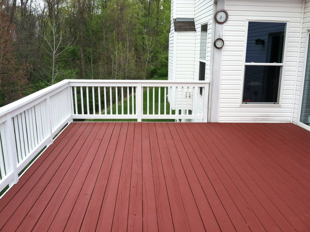 Deck Painter
