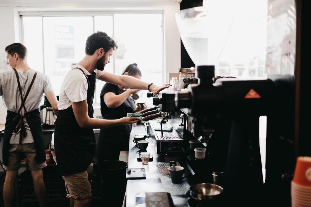 Espresso bar Fox Coffee
