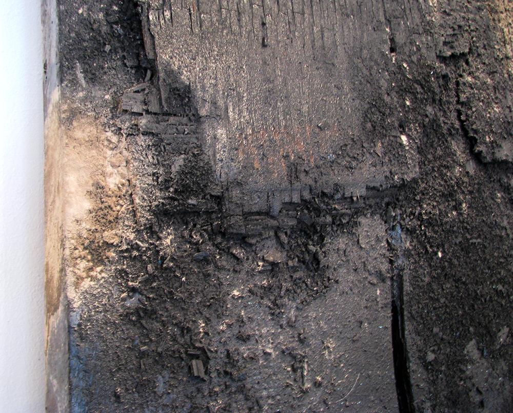 Pyre (detail)