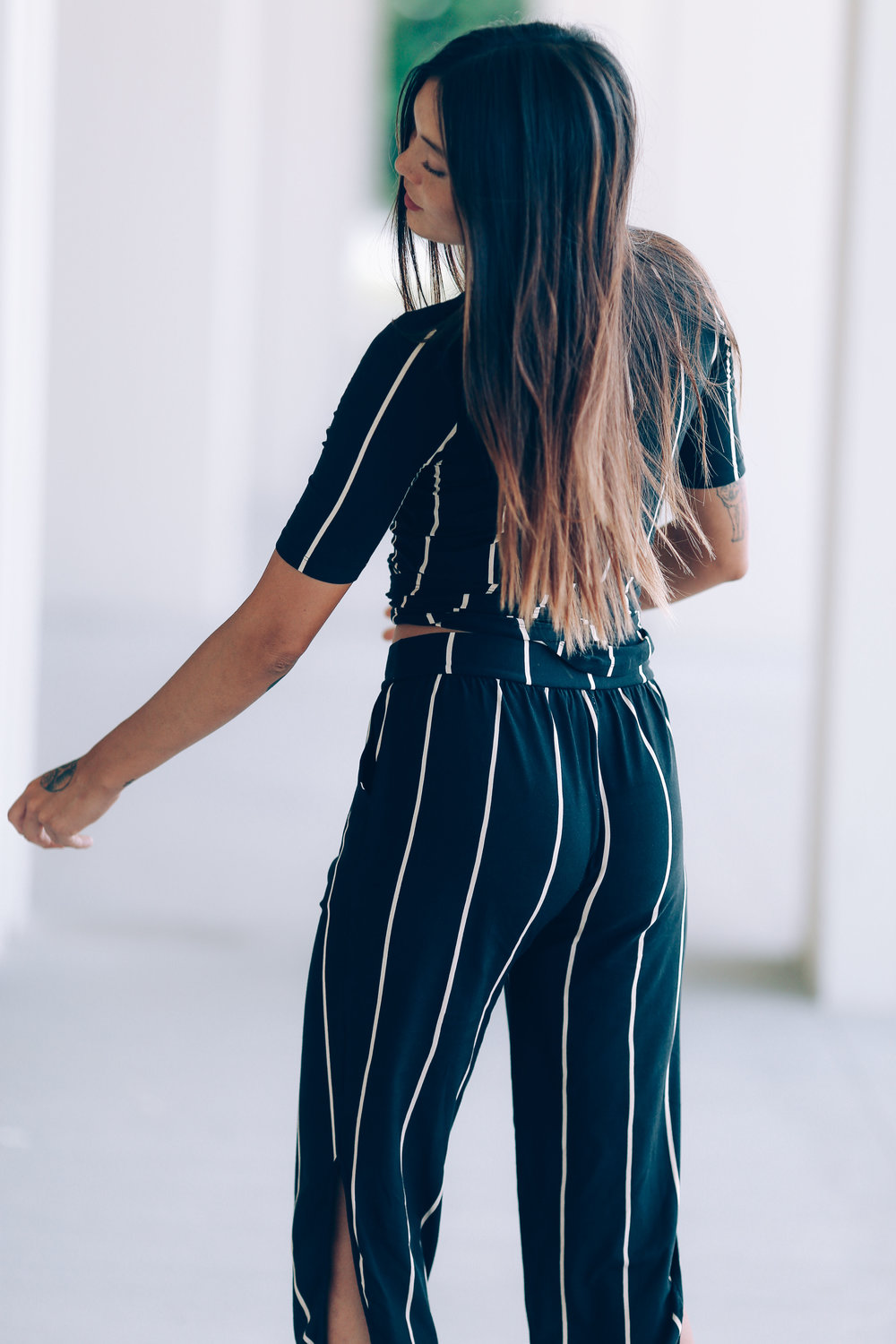 Top Fresh// Pant Kiki -