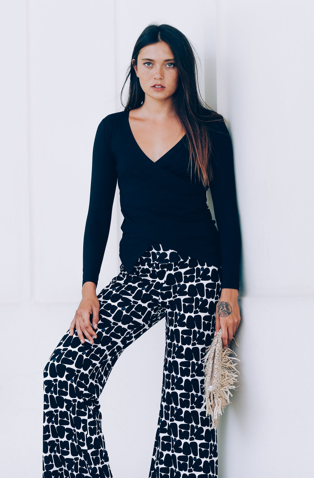 Top Nyla// Pant Swift -