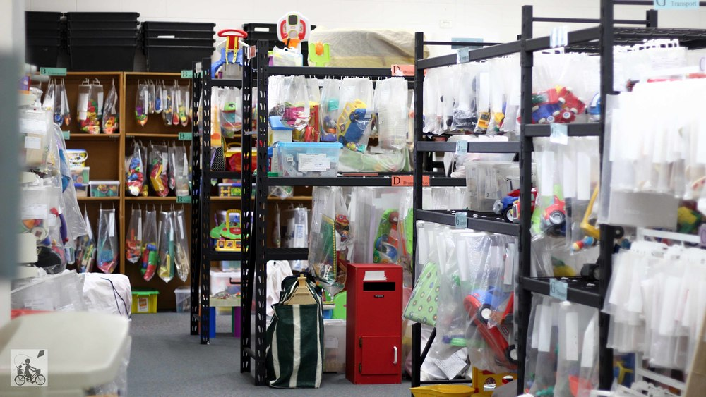 Mamma Knows East - Maroondah Toy Library