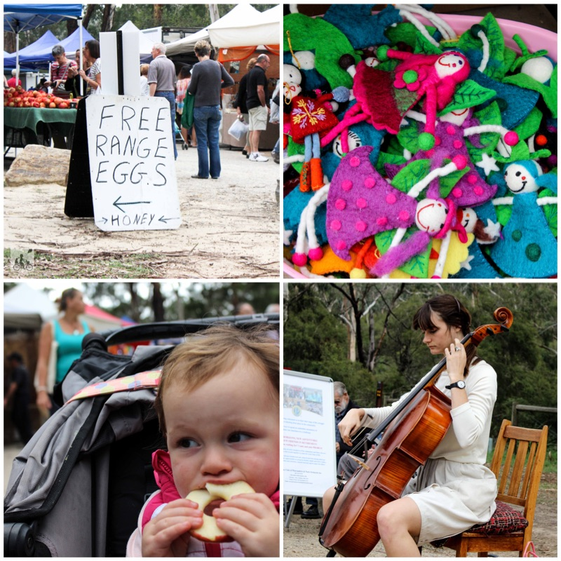 Mamma Knows East - Warrandyte Community Market