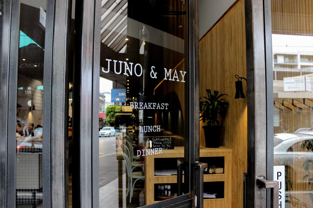 Mamma Knows East - Juno and May