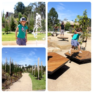 Mamma Knows East - Royal Park Nature Play