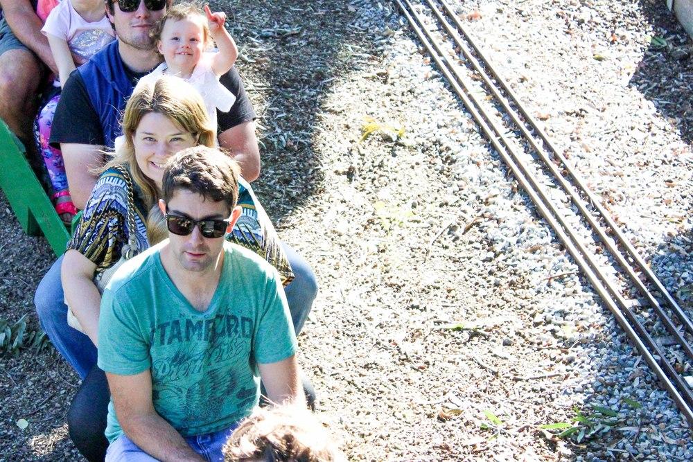 Mamma Knows East - Mooroolbark Miniature Railway