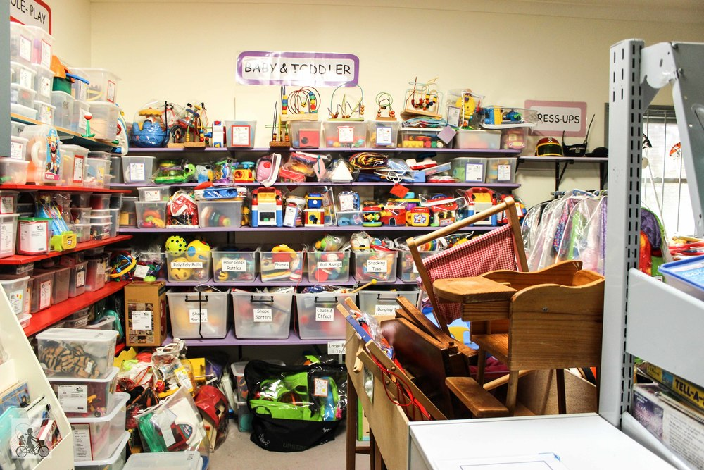 Mamma Knows East - Mount Evelyn Toy Library