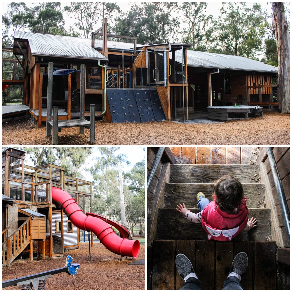 Mamma Knows East - Eltham North Adventure Playground
