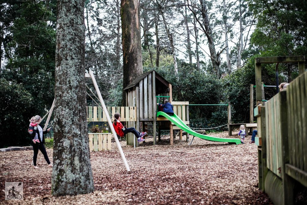 Mamma Knows East - Ferny Creek Playspace