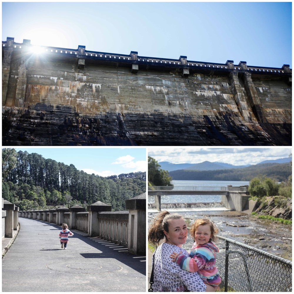Mamma Knows East - Maroondah Dam