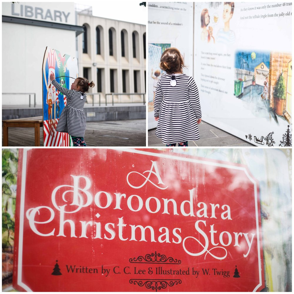 Mamma Knows East - A Boroondara Christmas