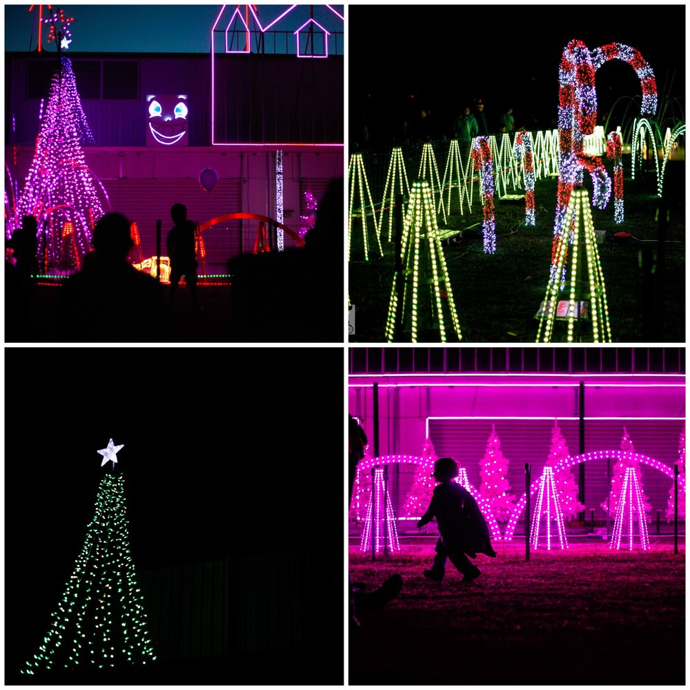 Mamma Knows East - LMC Christmas sound and light show
