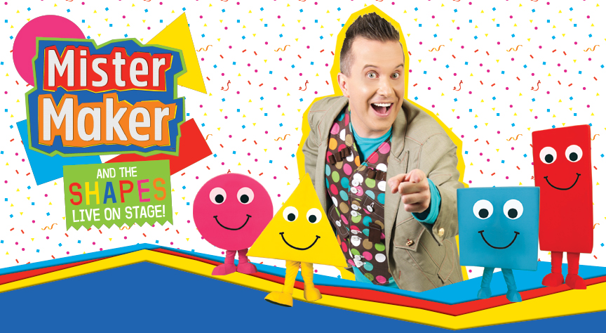 Mister Maker 2017