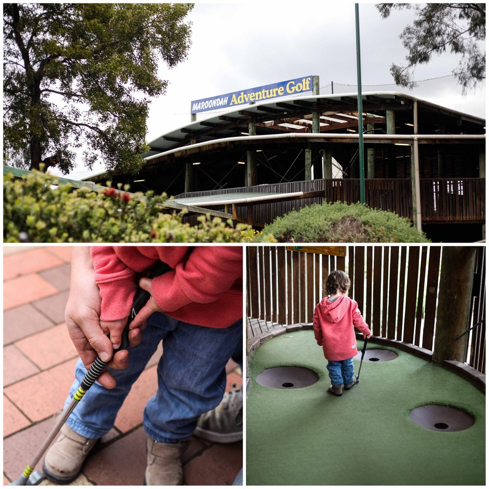 Mamma Knows East - Maroondah Mini Golf