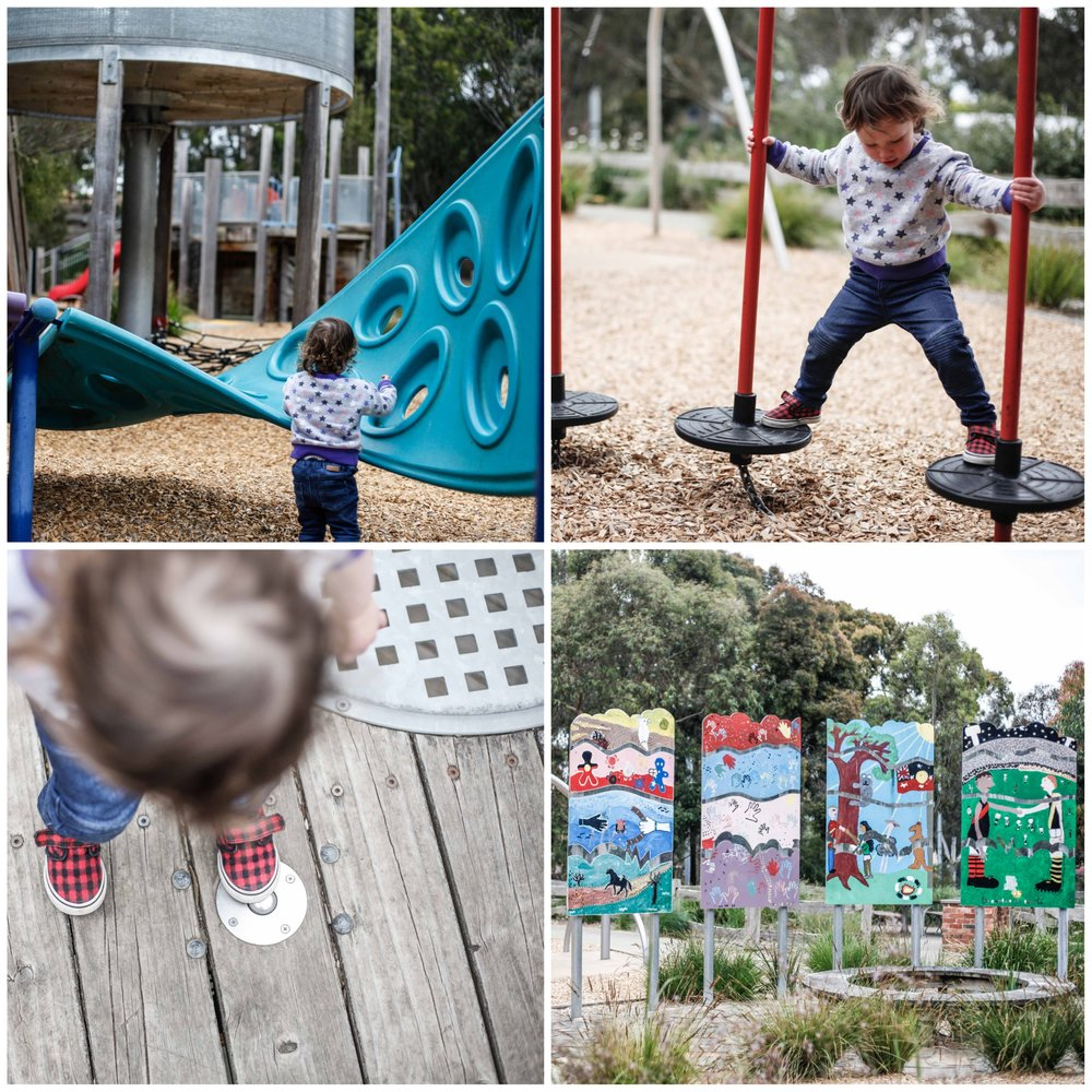 Mamma Knows East - Rowville Community Centre Playground