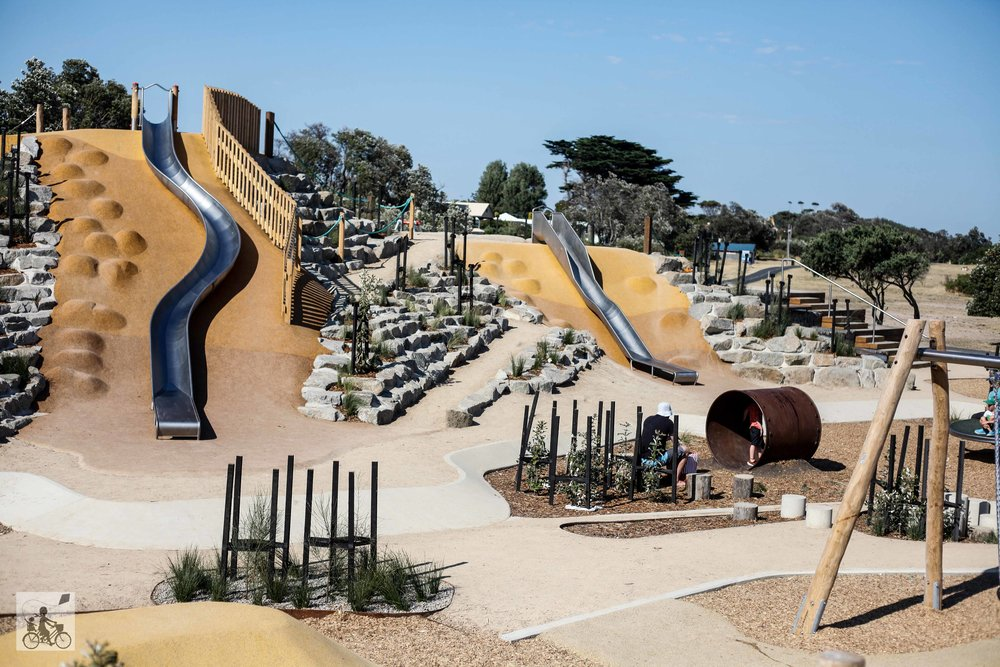 Mamma Knows East - Rosebud Jetty Playspace