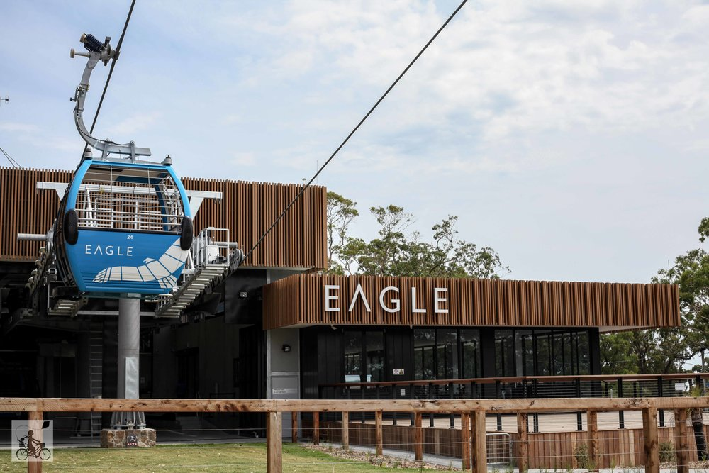Mamma Knows East - Arthurs Seat Eagle Skylift