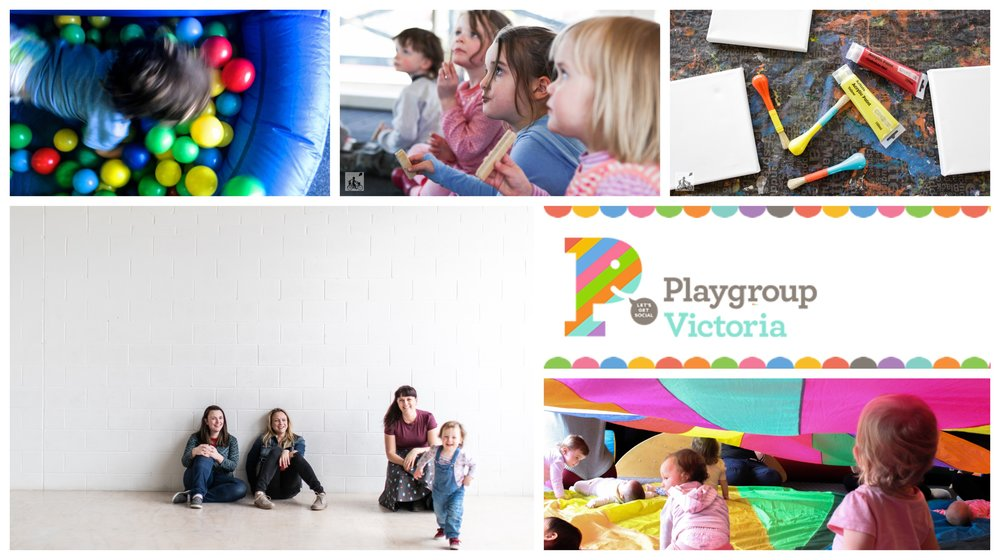 Mamma Knows East - Playgroup Victoria