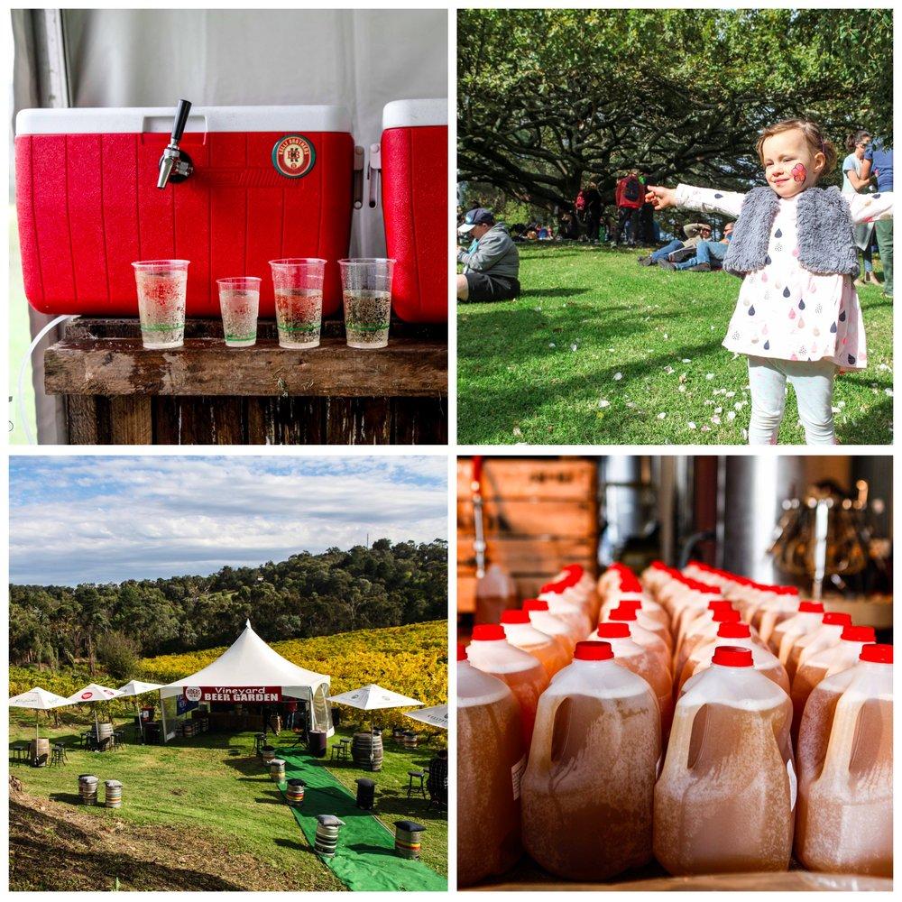 Mamma Knows East - Kellybrook Cider Festival