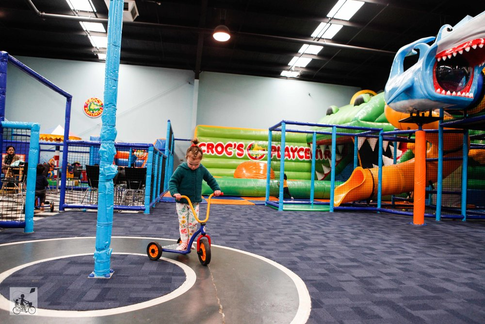 Mamma Knows East - Crocs Indoor Playcentre Clayton