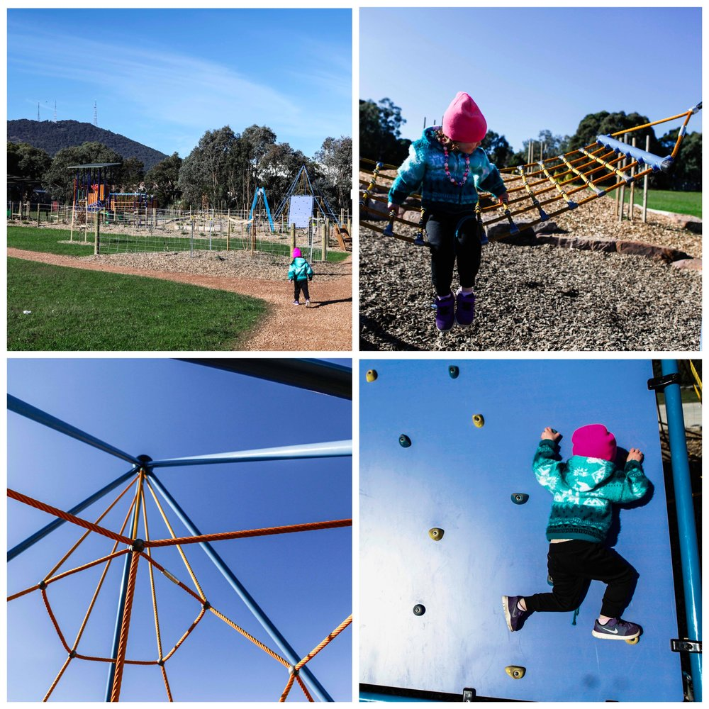 Mamma Knows East - Pinks Reserve Playground Kilsyth