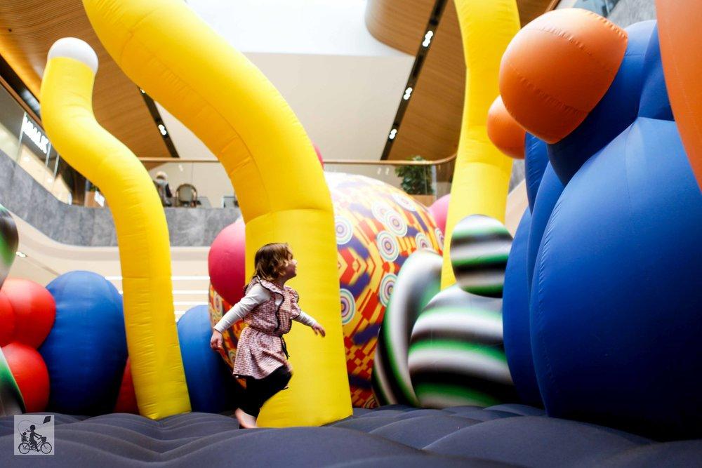 Mamma Knows East Inflatable Futures Tin & Ed Eastland Ringwood