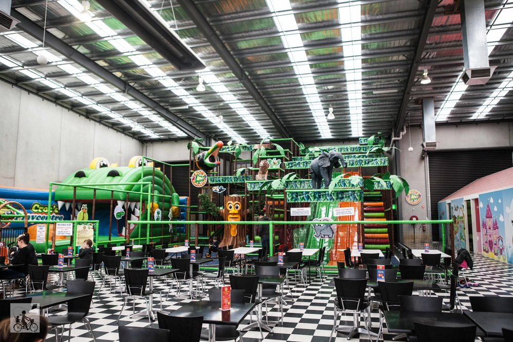 Mamma Knows East - Crocs Pakenham Indoor Playcentre