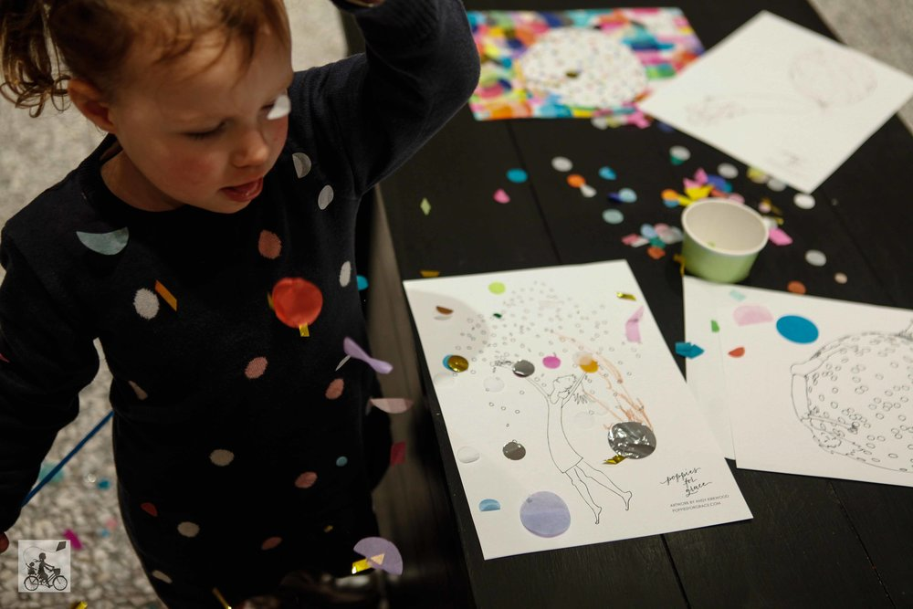 Mamma Knows East - Poppies for Grace Balloons Parties Eastland Ringwood
