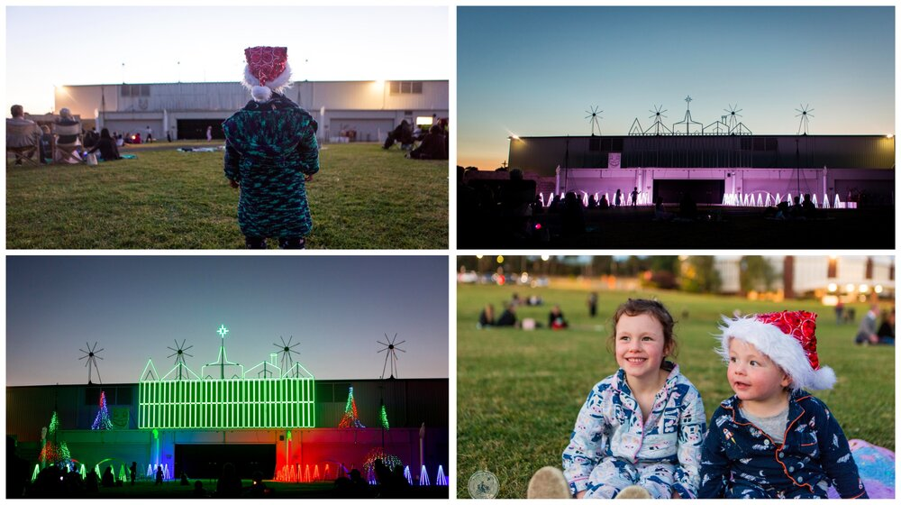 lmc christmas light and sound show oxley college chirnside park mamma knows east