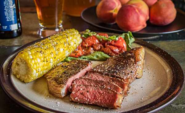 Enjoy one of the best steaks you have ever experienced! -