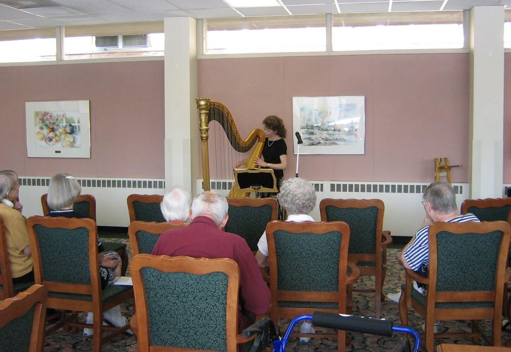 Harp 101 Program