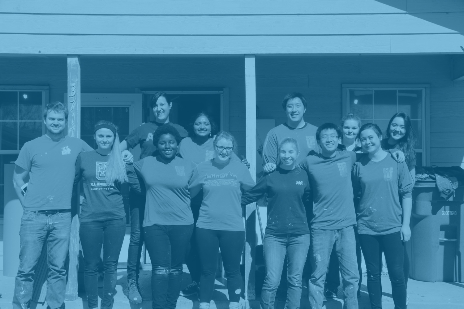 Clark howard sponsoring habitat for humanity house in tulsa - About Our Mission Strategic Focus Humans Of Habitat Events Newsletter Board Of Directors Financials Contact Us Donate Ways To Donate Home Sponsorship Donor