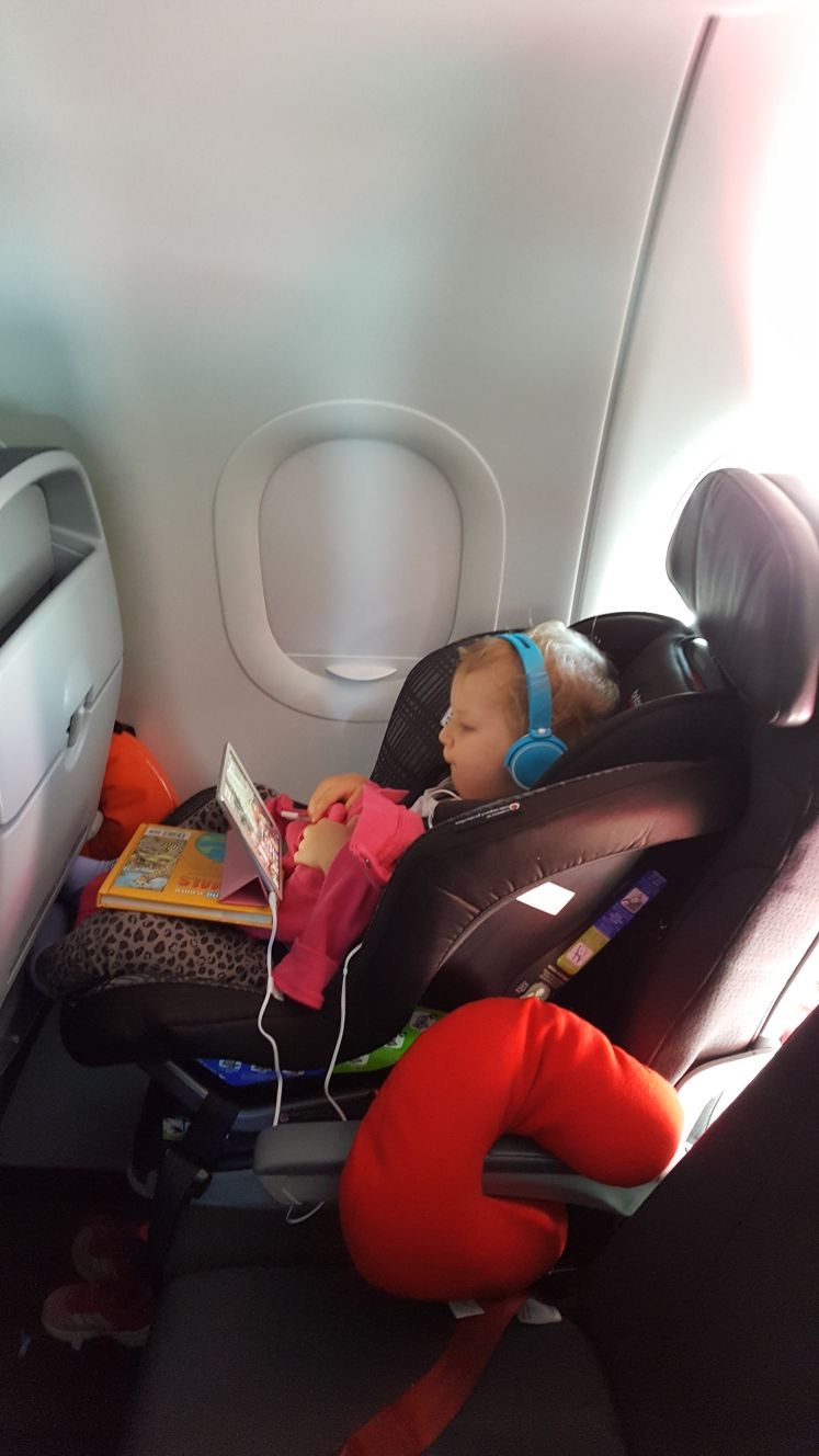 Toddler Airplane Seat | Air Canada