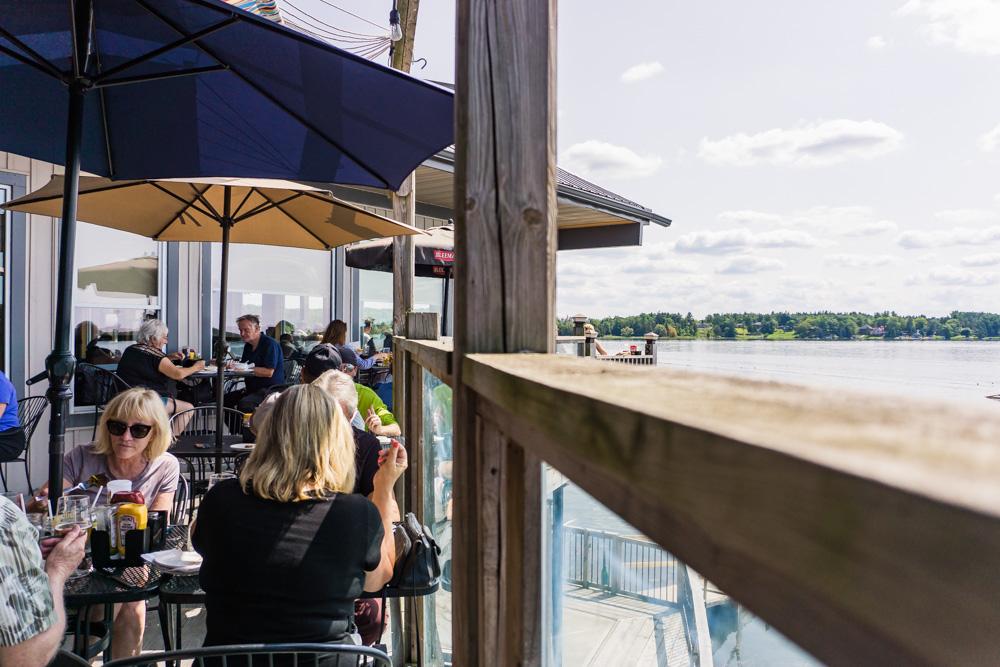 Restaurants in Ontario | Old Marina Restaurant | Puslinch, Ontario