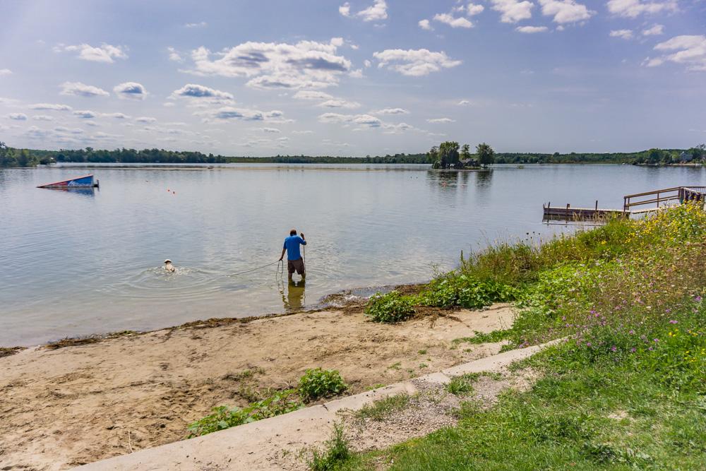 Puslinch Lake, Ontario