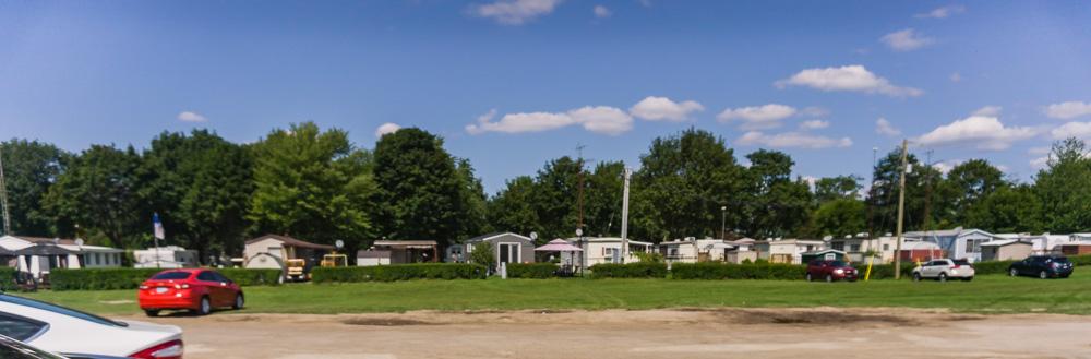 Puslinch Lake, Mobile Homes