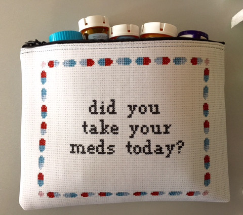 Photo courtesy of  Subversive Cross Stitch