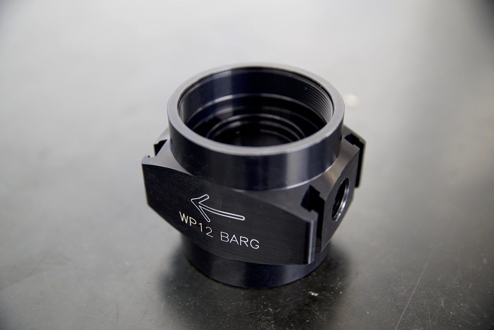 Air-filter manifold