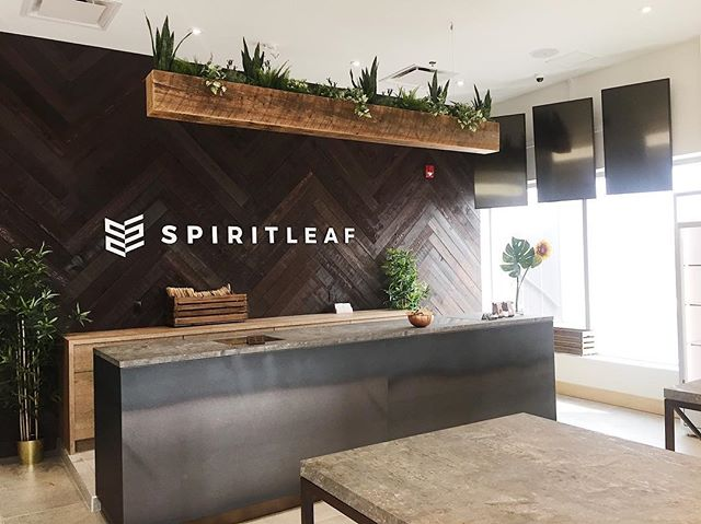 Here is a little peek of our latest project with @spiritleafca 😍 this is their brand new corporate office! . . . #interiordesign #interiorrenderings #restaurantdesign #interiordesigncalgary #interiordesignyyc #yycliving #yycrestaurants  #renderings