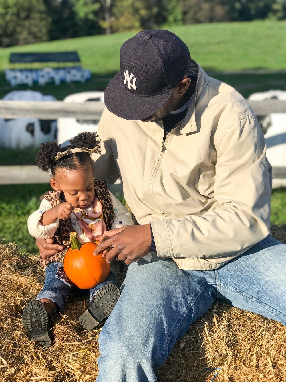 fall family fun at Clark's Elioak Farm | Pish Posh Perfect