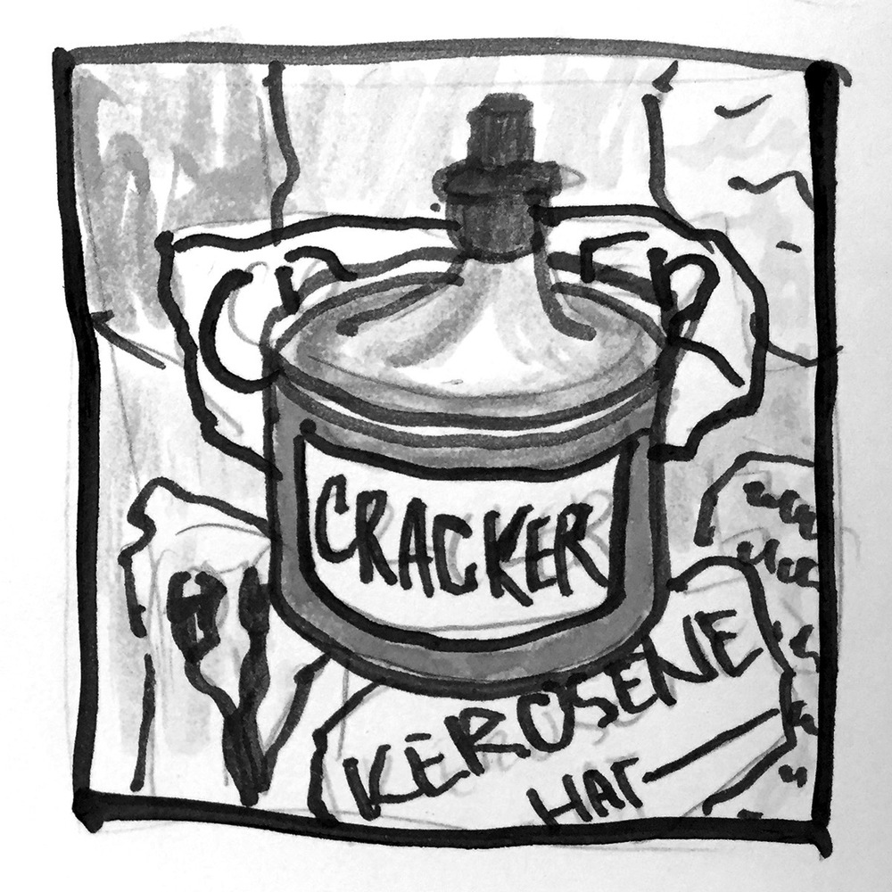 Cracker, Kerosene Hat