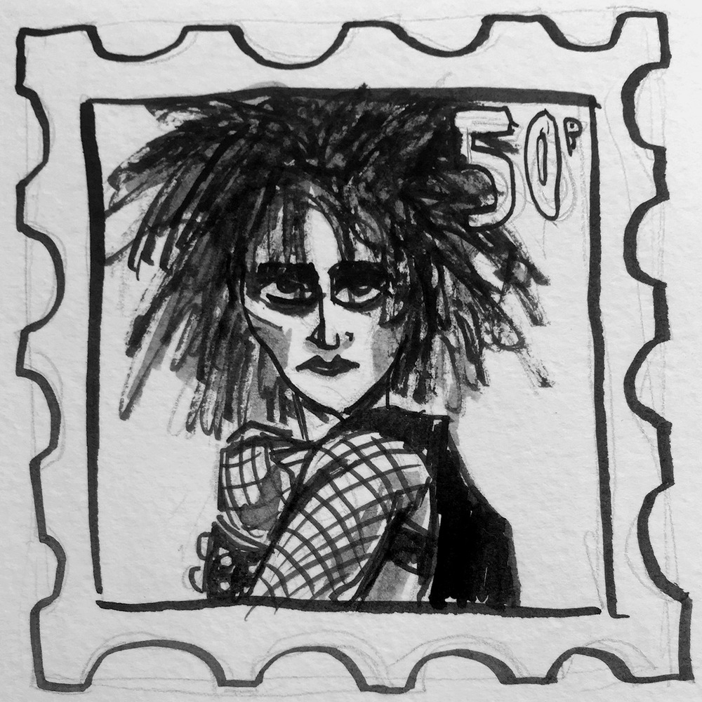 Punks in the Post Siouxsie Sioux