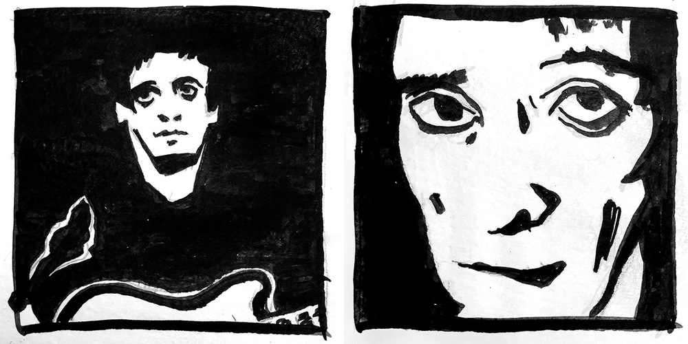 Lou Reed v John Cale I
