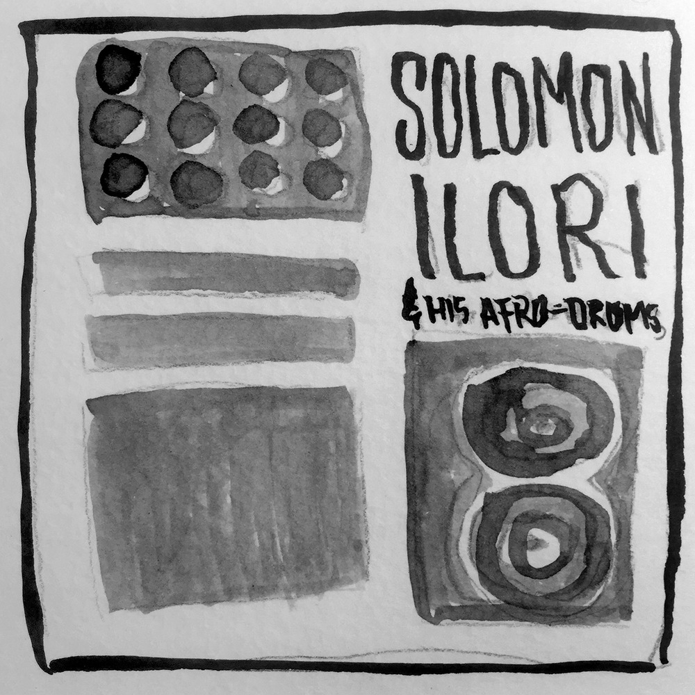 Solomon Ilori and his Afro Drum Ensemble