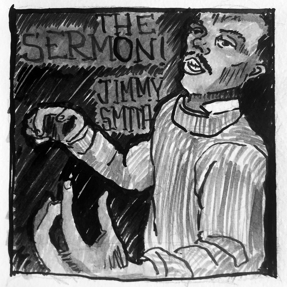 Jimmy Smith The Sermon